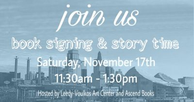 KC Authors Book Signing + Children's Story Time
