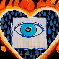 Paint from the Heart! A Process Painting Workshop presented by Jenny Hahn Studio at ,