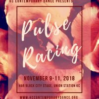 "KC Contemporary Dance presents ""Pulse Racing"""