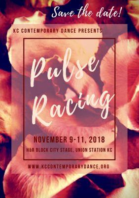 "KC Contemporary Dance presents ""Pulse Racing"""