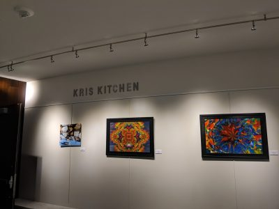 Lenexa City Hall Art Gallery featured Artist: Kris Kitchen