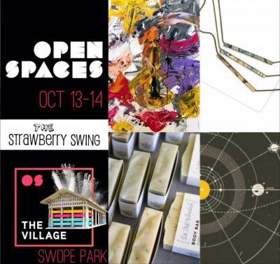 FALL SWING POP-UP AT OPEN SPACES THE WEEKEND