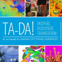 TA-DA! Inspire. Discover. Transform. presented by Buttonwood Art Space at Buttonwood Art Space, Kansas City MO