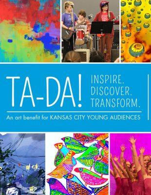 TA-DA! Inspire. Discover. Transform.