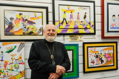 Ron Campbell: Beatles Yellow Submarine and Cartoon Animator Show