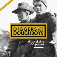 Diggers and Doughboys: The Art of Allies 100 Years On
