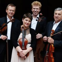 Pražák and Zemlinsky Quartets in Concert