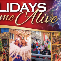Holidays Come Alive at Union Station