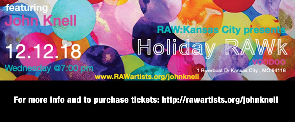 Raw Kansas City Holiday RawK December 12th 2018