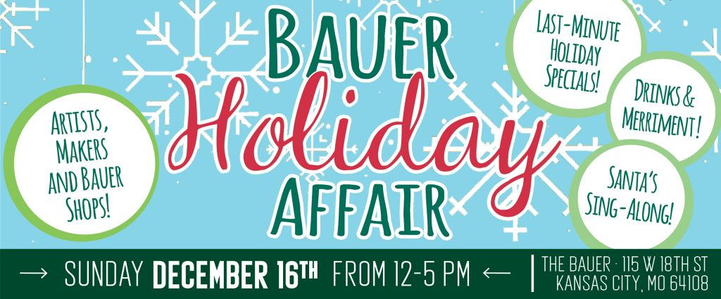 The Bauer Holiday Affair December 16 2018