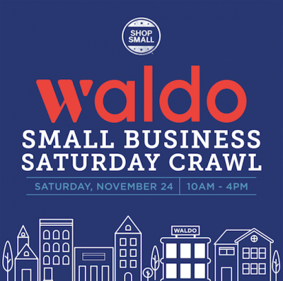 Small Business Saturday Crawl