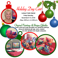 Holiday Day Cart – Catherine Kirkland Originals presented by Catherine Kirkland at ,