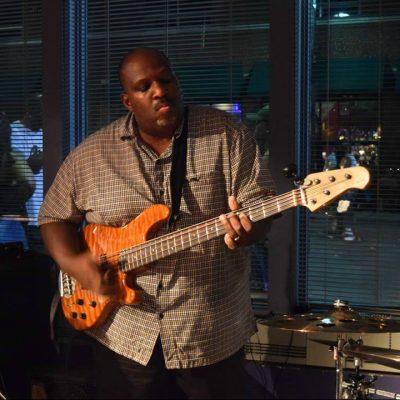 James Ward Band at the Blue Room