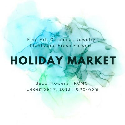Fine Art Holiday Market