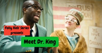 Meet Dr. King