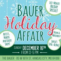 Bauer Holiday Affair – Local Shops presented by Jenny Hahn Studio at ,