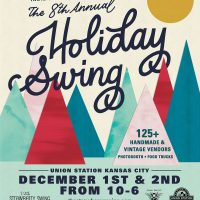 The Strawberry Swing Indie Craft Fair's 8th Annual Holiday Swing!