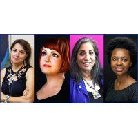 Artist Panel: Coloring it Bold - Emanuel, Hammer, Boyd & Johnson