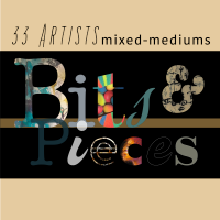 Bits and Pieces Exhibition Closing Reception presented by InterUrban ArtHouse at InterUrban ArtHouse, Overland Park KS