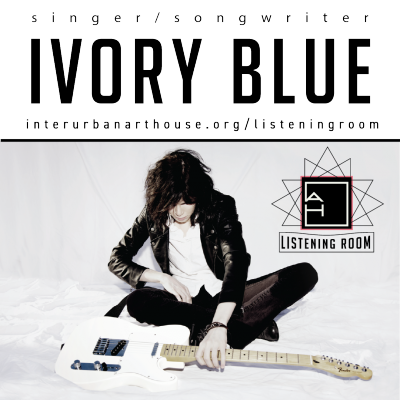 ArtHouse Listening Room with Ivory Blue