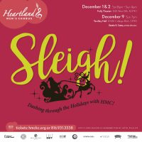SLEIGH! Dashing Through the Holidays with Heartland Men's Chorus at JCCC