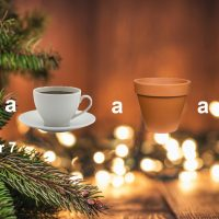 I Want a Cup, a Pot, a Mug for Christmas