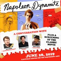 Napoleon Dynamite: A Conversation with Jon Heder, Efren Ramirez & Jon Gries