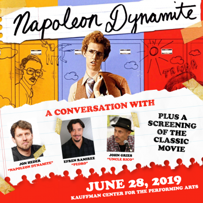 Napoleon Dynamite: A Conversation with Jon Heder, ...