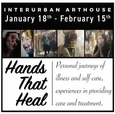 Hands That Heal / Expressions Exhibitions at Interurban ArtHouse
