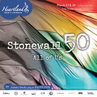 Stonewall 50 All Of Us presented by Heartland Men's Chorus at The Folly Theater, Kansas City MO