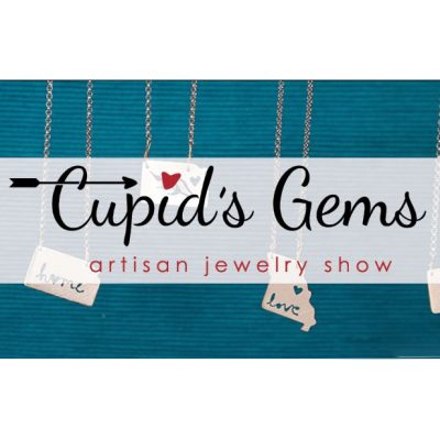 Cupid's Gems Artisan Jewelry Show at Thompson Barn...