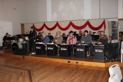 Abel Ramirez Big Band Dance - Every Tuesday