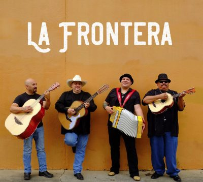 "Ensemble Iberica presents ""La Frontera"""