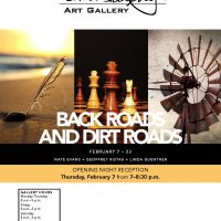 Backroads and Dirt Roads Photography Art Show presented by Tim Murphy Art Gallery at Tim Murphy Art Gallery, Shawnee KS
