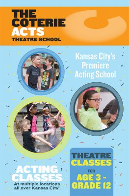 The Coterie ACTS Theatre School - Spring Session