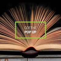 Pop Up Library at Goethe Pop Up Kansas City