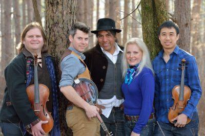 Conservatory Artist Series: ETHEL + Robert Mirabal...