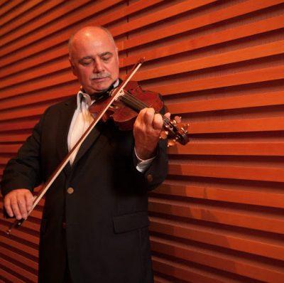 Joe Genualdi, violin and Thomas Rosenkranz, piano