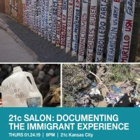 21c Salon: Documenting the Immigrant Experience