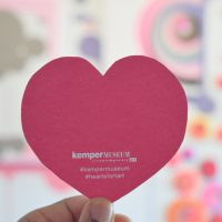 #HeartsForArt - Share Your Love at the Kemper Museum
