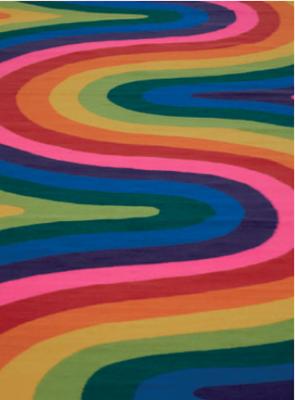 Colorful Weaving Workshop at Kemper Museum