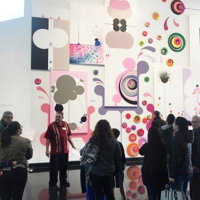Día de Arte Familiar en Español