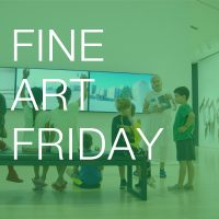 Fine Art Friday at the Kemper Museum | February: Radial Symmetry