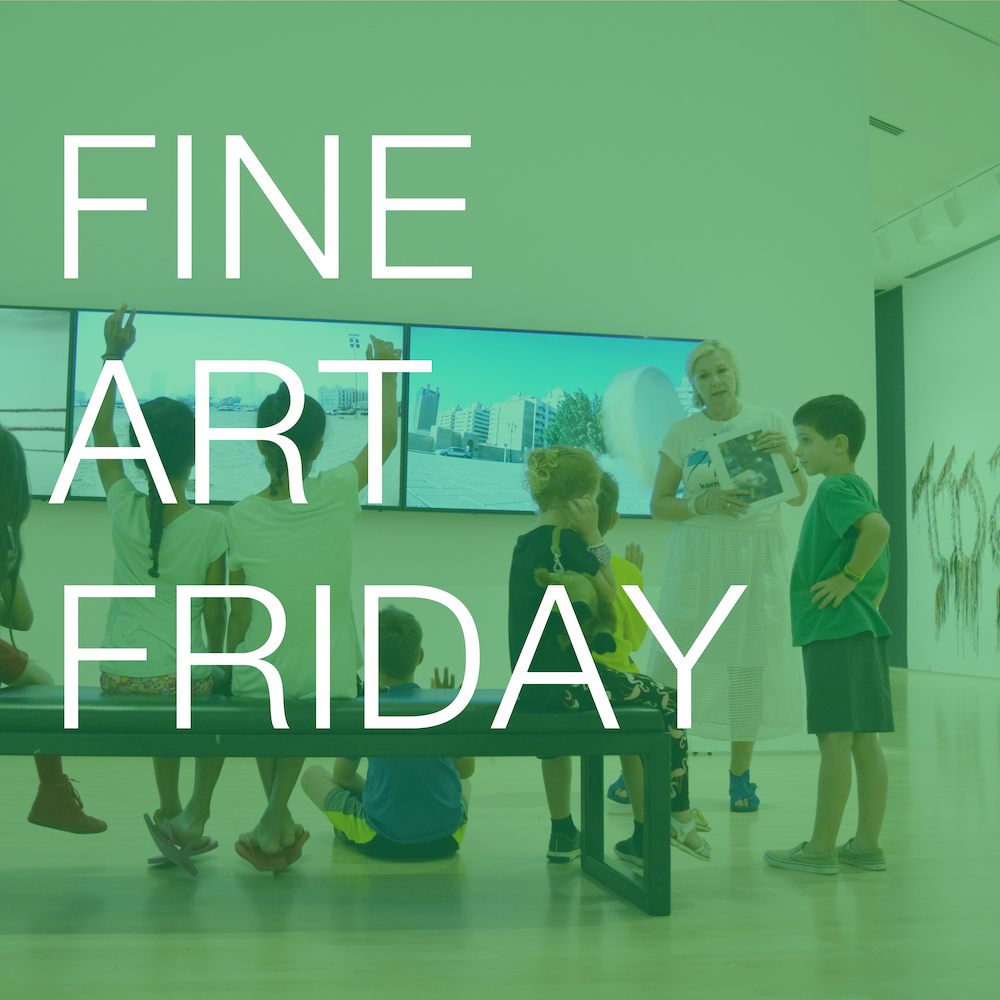Fine Art Friday At The Kemper Museum March Color Presented By Kemper Museum Of Contemporary