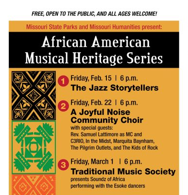 African American Musical Heritage Series