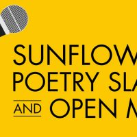 Sunflower Poetry Slam and Open Mic