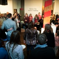 36th Annual Art Auction Sweet Art Reception - Kansas City Artists Coalition