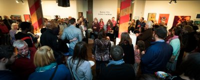 36th Annual Art Auction Sweet Art Reception - Kans...