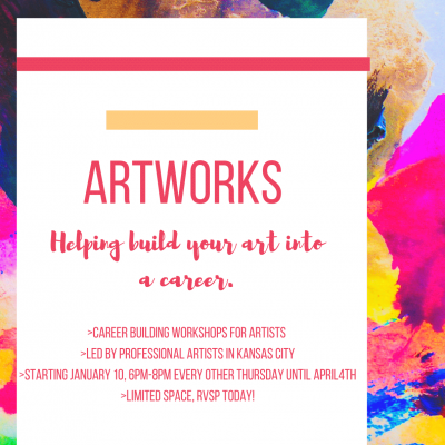 ArtWorks Workshop by UMKC - 6 Sessions