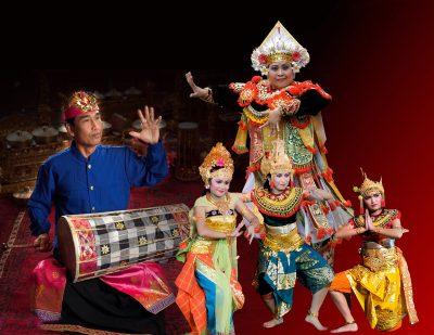 Gamelan Genta Kasturi Spring Concert 2019 with Balinese Artists at the Nelson-Atkins